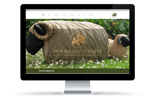 Woodland Centre Website
