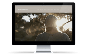 Woven the Agency Website